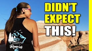 Valley of Fire State Park Nevada | Las Vegas Strip With Kids | RV Living