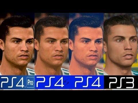 FIFA 19 PS3 vs Nintendo Switch vs PS4: COMPARATIVA de ... |Ps4 Graphics Vs Ps3 Fifa 14