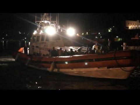 Naufrage à Lampedusa: au moins 82 morts