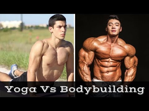 yoga vs bodybuilding comparison, choose the one which is better for you (Yoga or Gym)