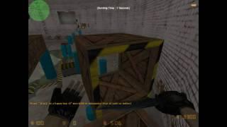 Counter Strike Base Builder Gameplay