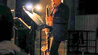 Horacio Vaggione TAR (1987) H.Sparnaay, bass clarinet