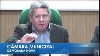 Jorge Brito em pronunciamento 24 03 2017