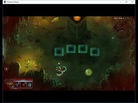 Children of Morta   Trying out Kevin again  and dieing again |
