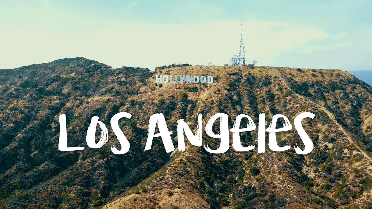 los angeles california seeing the hollywood sign vlog 133 youtube