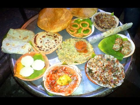 500 Bangalore Street Foods | PART 1 | Street Food India | Street Foods From Top Indian Cities