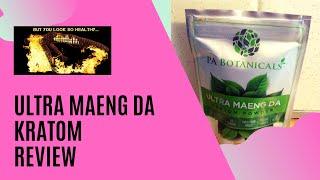 Ultra Maeng Da Kratom Review: Using Kratom for Fibromyalgia and Chronic Fatigue Syndrome