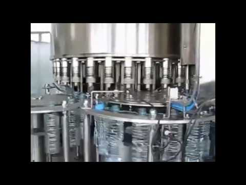 Water Bottling Plant Equipment Machine Supplying South Africa, Malaysia Business Plan