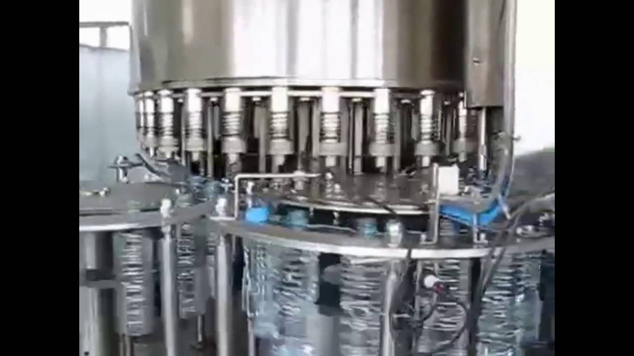 Water Bottling Plant Equipment Machine Supplying South Africa Malaysia Business Plan You