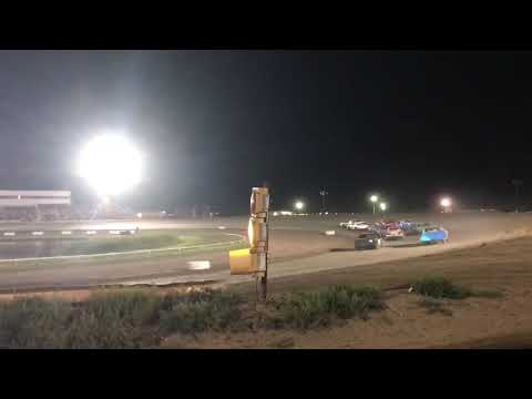 Route 66 motor speedway street stocks. - dirt track racing video image