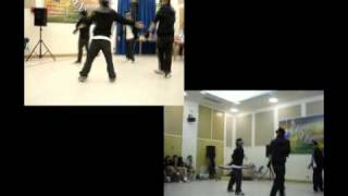 PurpleHaze - HipHop Dance 19-12-2009