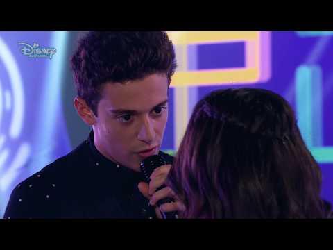 """Soy Luna 2 - """"Allà Voy"""" Di Ruggero Pasquarelli - Music Video"""