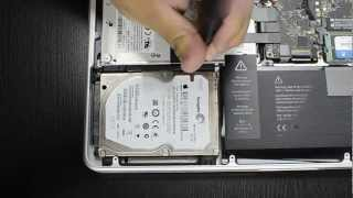 Macbook Pro SSD Upgrade (2011/2012/2013) thumbnail