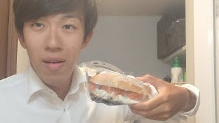 【1食1800円】コンビニで買ってきたDX夕飯を食べる