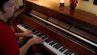 this song has no title~Elton John cover by David Scott Crawford
