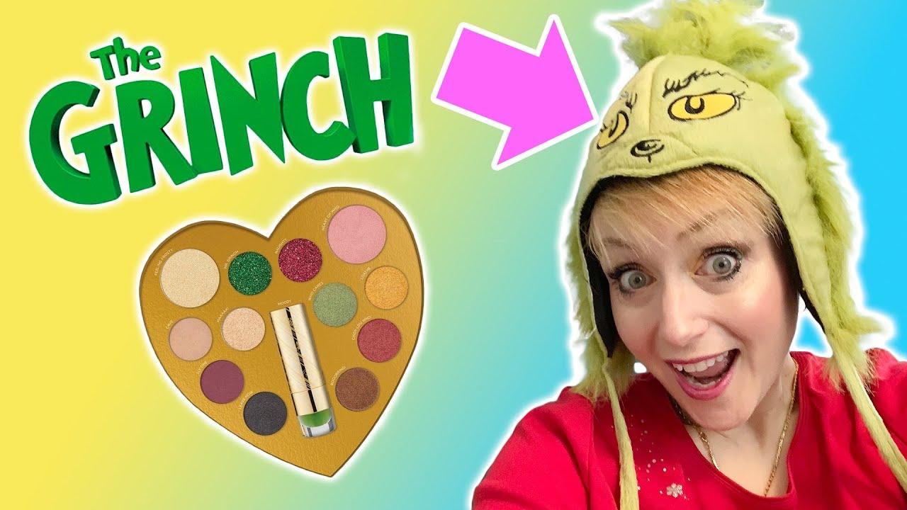 #Grinch #grinchmakeup #makeuptutorial