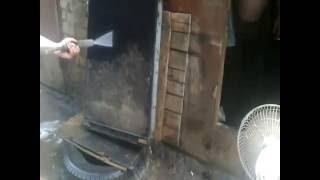Мойка радиатора автомобиля КАМАЗ снятый. Мойка радиаторов Пермь.(, 2016-08-04T12:01:19.000Z)
