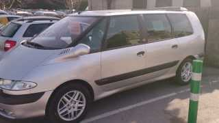 Renault Grand Espace The Race