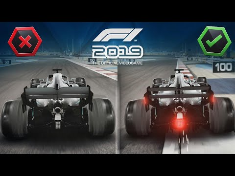 F1 2019 - A Beginners Guide To Being Fast