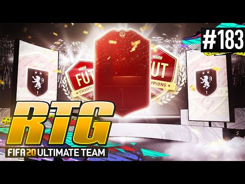 AMAZING SILVER 1 FUT CHAMPS REWARDS! - #FIFA20 Road To Glory! #183! Ultimate Team