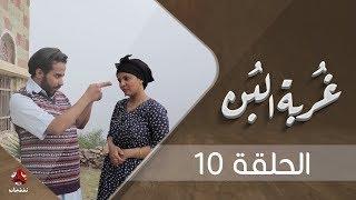 غربة البن | الحلقة  10 | محمد قحطان - صلاح الوافي - عمار العزكي - سالي حماده - شروق | يمن شباب