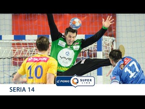14 seria Superliga VIVE TAURON KIELCE / ORLEN WISŁA PŁOCK