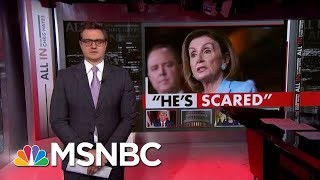 Chris Hayes On Trump's Desperate Attempts To Obscure His Corrupt Abuse Of Power | All In | MSNBC