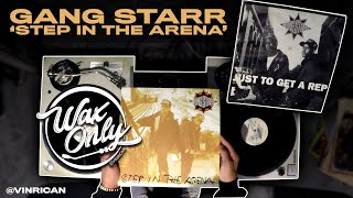 Discover Samples Used On Gang Starr's 'Step In The Arena'