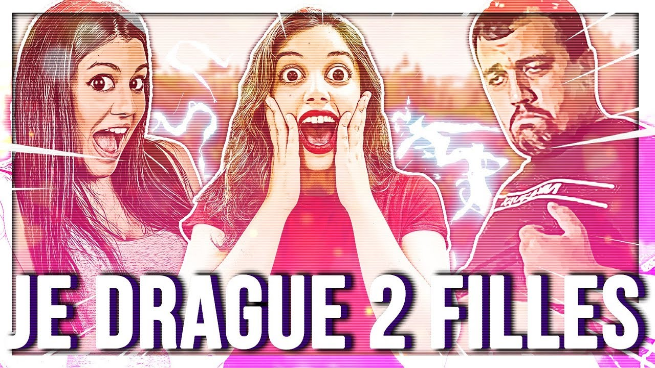 Je Drague 2 Filles Sur Fortnite Youtube