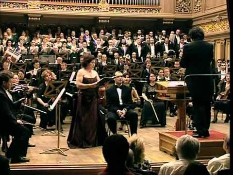 Mihaela Stanciu (soprano) - CARL ORFF - Carmina Burana - 'Stetit puella'' soprano'