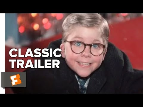 A Christmas Story (1983) Official Trailer #1 - Family Comedy
