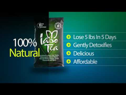 Lose 5 pounds in 5 days IASO Tea