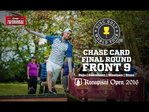 2016 Konopiste Open: Chase Card Final Round, Front 9 (Paju, Hakulinen, Nissinen, Stoor)