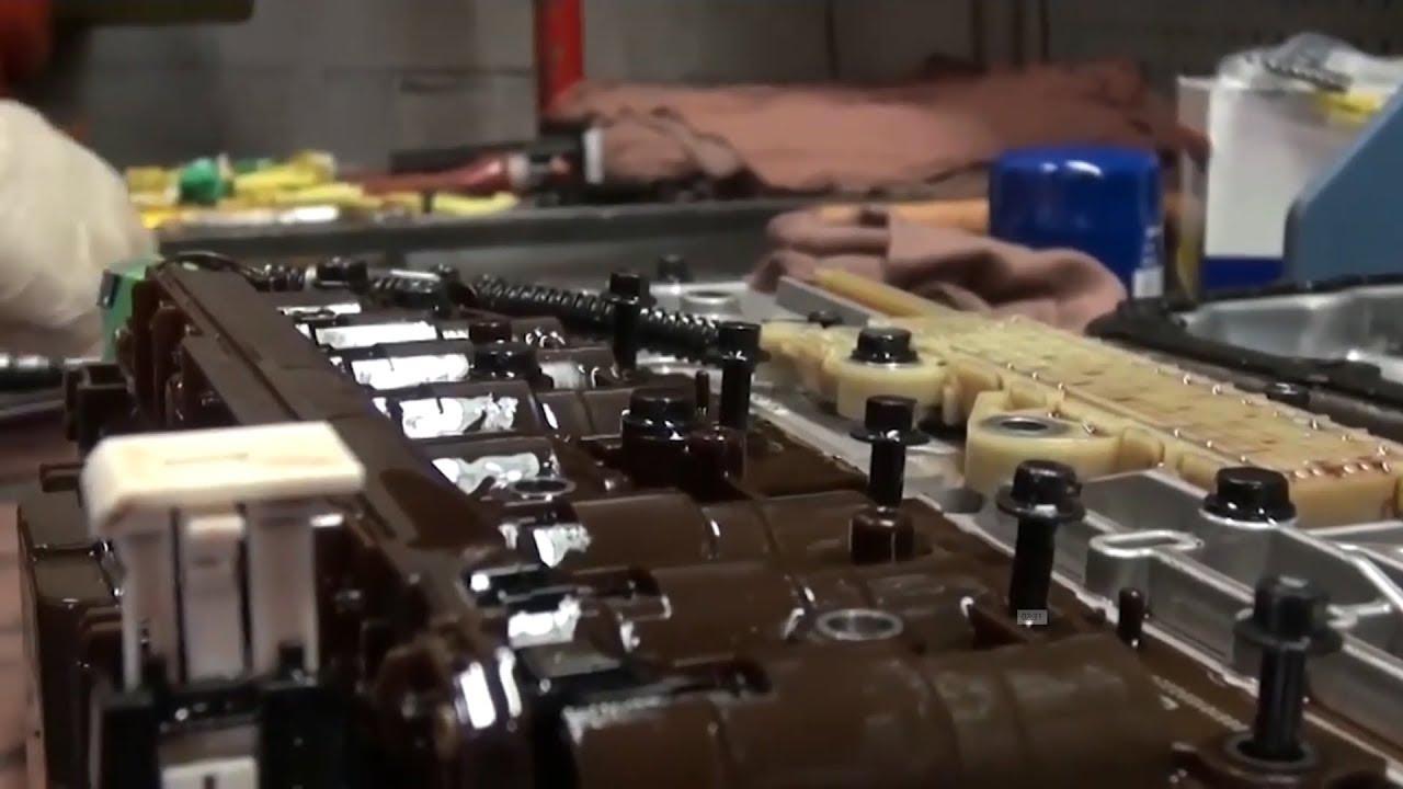 Dorman Transmission Electro Hydraulic Control Module TEHCM Installation