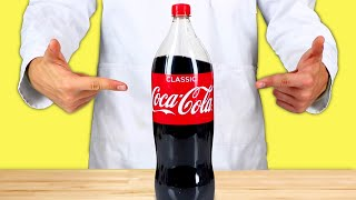 Experiment: Coca Cola experiment you can do at home