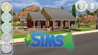 ⓪❸ Let's Play The Sims 4 Gameplay ~ 03 ~ Maven's Little Cottage Or, Build Mode Is Cool