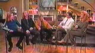 Hanson - Interview + MMMBop Acoustic