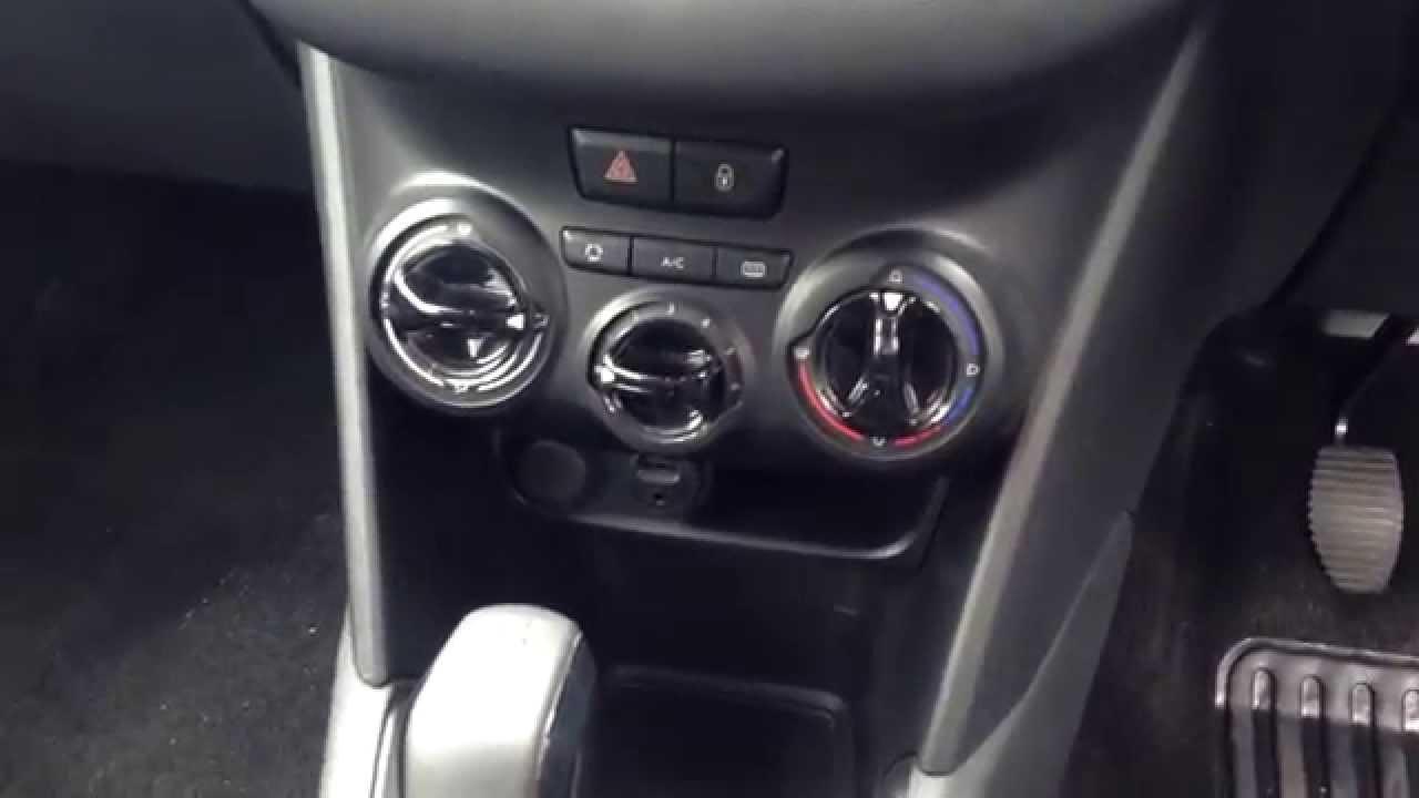 2013 peugeot 208 3 door hatchback 1.2 vti 82 active vn13 zrx at st