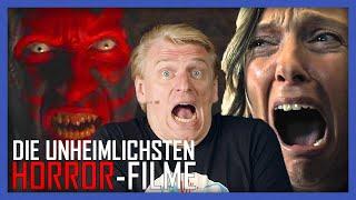 Die GRUSELIGSTEN Horror-Filme aĮler Zeiten (laut wissenschaftlicher Studie) | Top 10 Horror-Filme