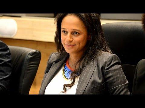 Isabel dos Santos nega acusações de que é alvo