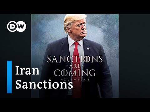 EU to bypass US sanctions on Iran | DW News