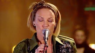 Kate Ryan steekt de beats in Junebug | Liefde voor Muziek | VTM