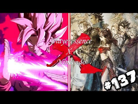 PE X Nintendo #137  3rd Party Fear Mongering is SILLY!  Octopath Winner  Leaked NPD + MUCH MORE!