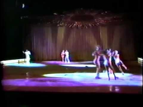Ice Capades 1983  opening