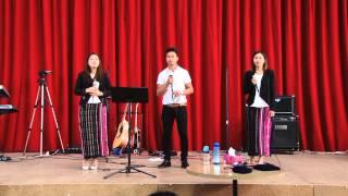 (Trio) Salai Ngun Hre Lian.Mai Sui Kim.Marry Cung Za Hnem.(ECCMY)Australia
