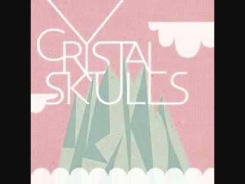 crystal skulls - weak spot