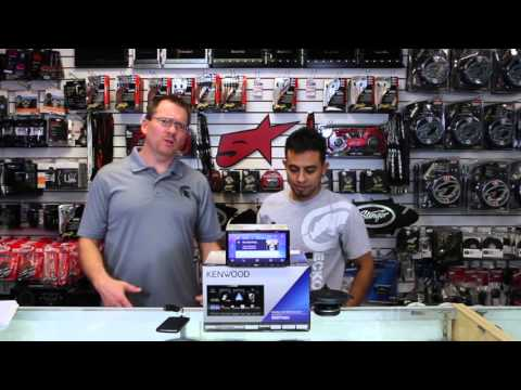 How to do Andriod Auto on the Kenwood DDX9702S Multi Media Radio