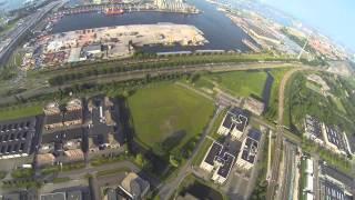 jdi phantom amsterdam sloterdijk a10 new flyover view