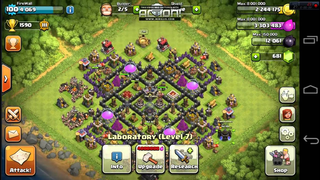 th 9 clash of clans account for sale kik fireorder youtube. Black Bedroom Furniture Sets. Home Design Ideas