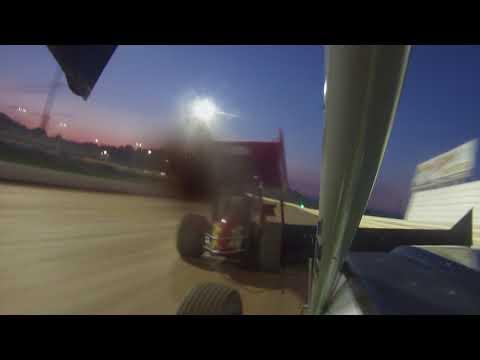 Port Royal speedway 6-30-18   305 Pa. sprint series heat race